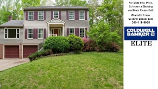 20 HOLLY TREE LANE, FREDERICKSBURG, VA Presented by Charlotte Rouse. thumbnail