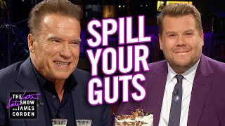 Spill Your Guts or Fill Your Guts w/ Arnold Schwarzenegger