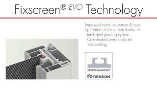 Windtunnel test Fixscreen Evo // 130 km/h wind speed