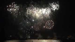 Feu d'artifice de Geneve 2012 - Geneva Fireworks 2012