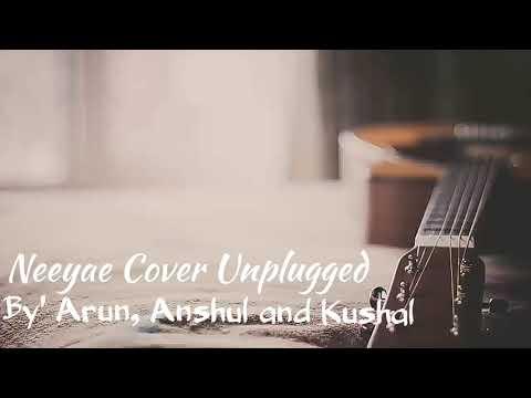 Neeye Unplugged Cover from Pugazh (Arijit Singh)