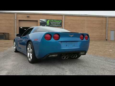Corvette I Muscle Tuned And Modded By Rpm Youtube