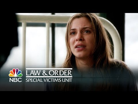 Dark Legacy - Law & Order SVU