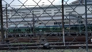 ◆TWILIGHT EXPRESS 瑞風 宮原電車区 「一人ひとりの思いを、届けたい JR西日本」◆