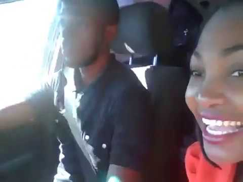 Carpool Karaoke along the streets on Lusaka.