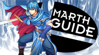 Marth Strategy Guide - Super Smash Bros. Wii U/3DS (Moveset, Customs, Combos & Tech)