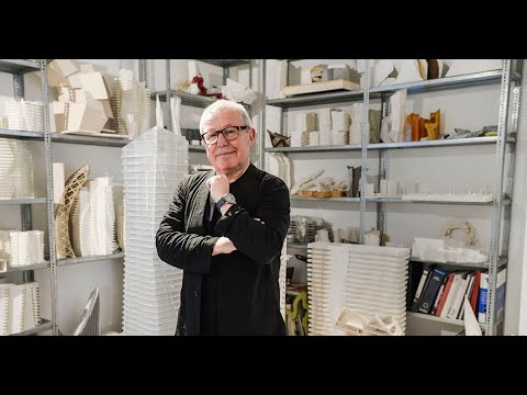 Renowned Architect Daniel Libeskind On His Jewish Roots And Architectural Vision