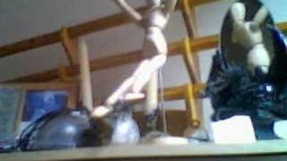 dancing duffman