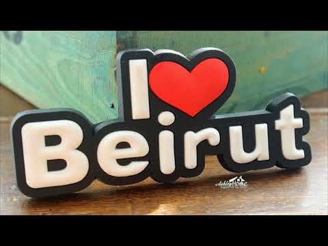 MODERN TRAVEL:BEIRUT REVEILLON