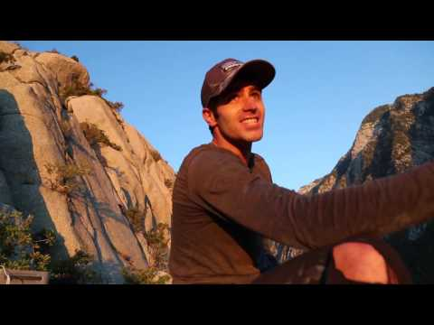 Free Soloing the Wasatch