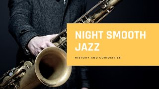 Relaxing Night Jazz - Music to Concentration, Work, Study