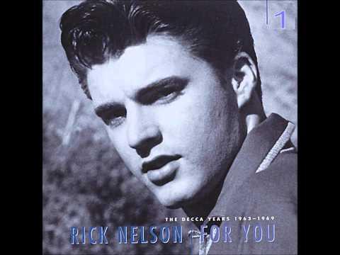 Ricky Nelson Lyrics - I Will Follow You