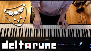 Deltarune - A Town Called Hometown - Piano