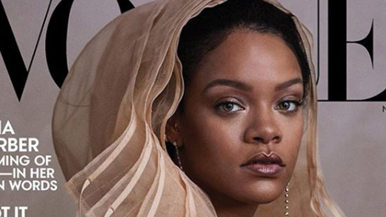Rihanna Reveals WHY She Turned Down The Superbowl As She STUNS On The Cover Of Vogue!
