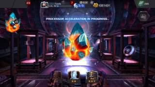 Contest of Champions: Opening Crystals on 2015/10/31