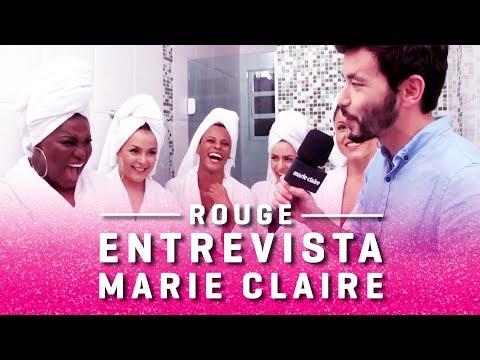 Rouge no Vida Privada (Marie Claire)