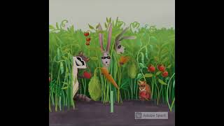 The Veggie Patch Bandits Children's Book Trailer