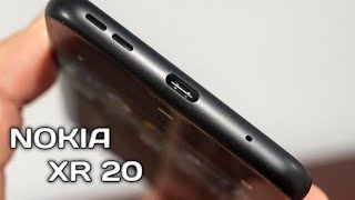 NOKIA XR20 - First Look 2021 | Review | Specification | Setup | Pubg