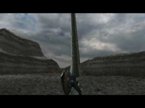 All Ancient Weapons In Monster Hunter Freedom 2