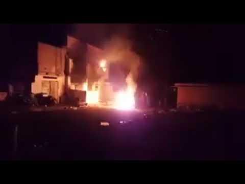 Tunisie Les postes de police en feu et l'effondrement de la situation sécuritaire