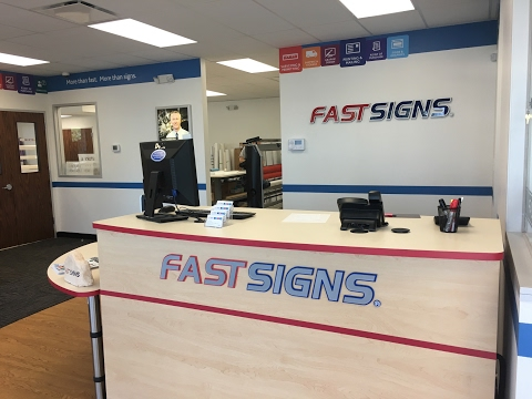 Top Houston Sign Company Production and Installation Highlights - FASTSIGNS Houston West
