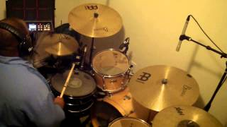 Mandisa - Overcomer (Drum Cover)