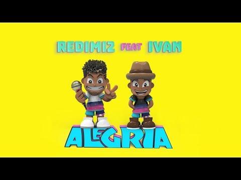 Redimi2 - Alegría (Video de letras) ft. Ivan.