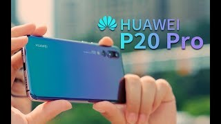 《值不值得买》第238期:让你爱上拍照的手机_华为P20 Pro