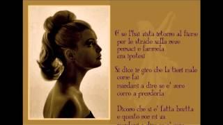 Patty Pravo - Per una bambola - Base musicale con testo