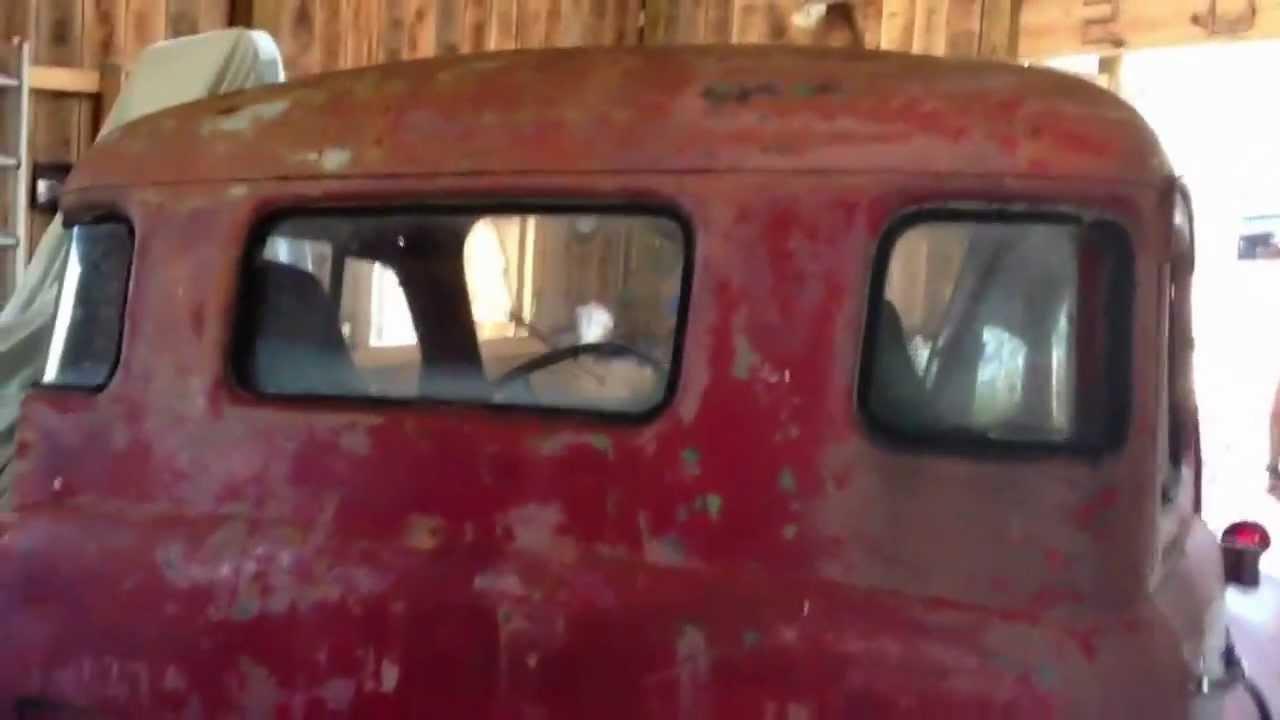 1948 Dodge B1d 1 Ton Running Truck Youtube 1949 Semi