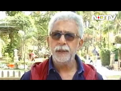 Thankfully Most People Have Forgotten About My 'Masala' Films: Naseeruddin Shah