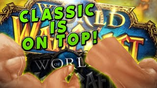 CLASSIC IS ON TOP!