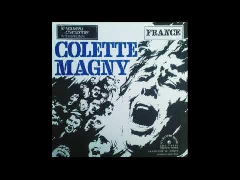 Colette Magny - Feu et rythme