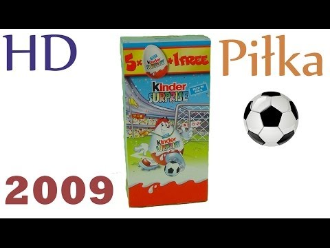 Киндер сюрприз Футбол на русском языке коллекция 2009 года