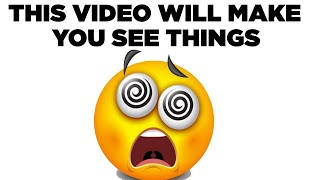 This VIDEO will mąke you SEE THINGS