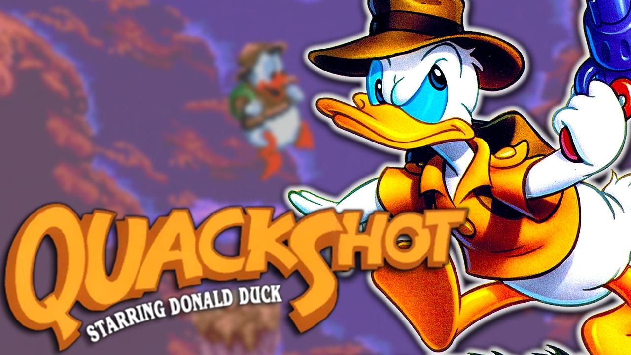 A última Cruzada De Pato Donald Quackshot Até O Fim Parte 33