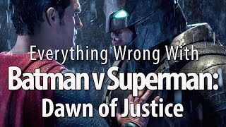 Download Everything Wrong With Batman v Superman: Dawn of Justice Mp3 and Videos