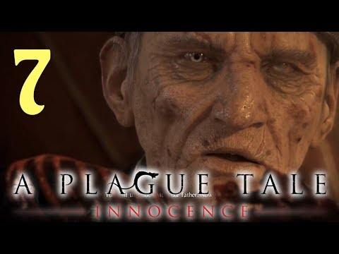 A Plague Tale: Innocence - Getting a Cure Part 7