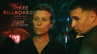 THREE BILLBOARDS OUTSIDE EBBING, MISSOURI | Now On Blu-ray, DVD & Digital | FOX Searchlight