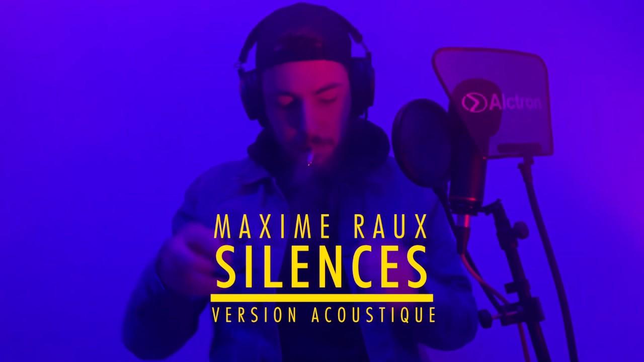 Maxime Raux - Silences ( Version Acoustique )
