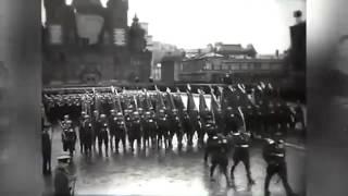 Парад Победы Великой Отечественной Войны 1945 !!!
