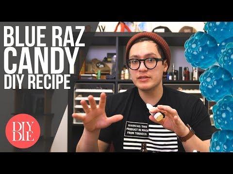 let's-mix:-simple-blue-raz-candy-(diy-e-liquid-recipes)