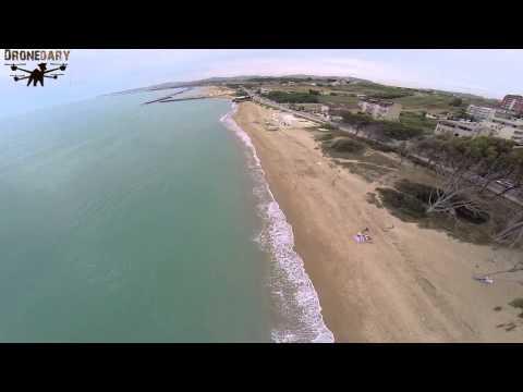 Riprese Aeree Drone Porticciolo Spiagge Lido San Leone - Agrigento