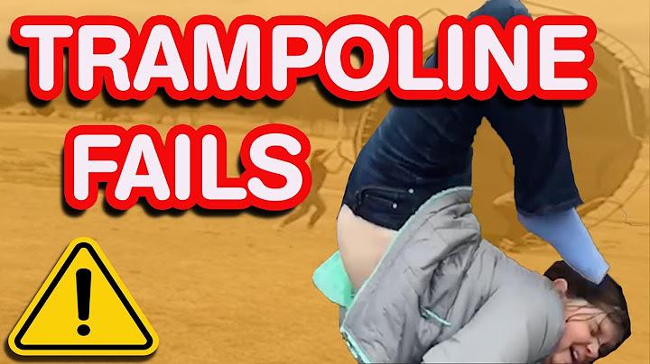 trampoline fails  funniest fail compilations  cutewinfail