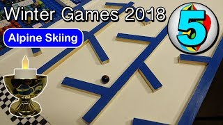 Marble Winter Games 2018 - Event 5 - Alpine Skiing