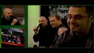 The Smashing Pumpkins on TRL 2000 - Interview Segments