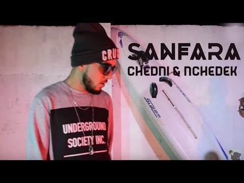 Sanfara - Chedni & Nchedek | شدني و نشدك: Sanfara - Chedni & Nchedek | شدني و نشدك Le 8eme extrait de la mixtape 8 la CaSa  freestyle  Music video by Sanfara performing CHEDNI & NCHEDEK   Directed by HBISS MARLEY .@ Smurf Production & Spadez Gang mix by Ahmed General  Directed & Edited by Hbiss Marley   Connect. http://instagram.com/SANFARA7050 http://twitter.com/SANFARA7050 http://facebook.com/SANFARA.7050