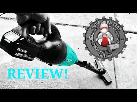 Makita 18-Volt X2 LXT Lithium-Ion (36-Volt) Brushless Cordless String Trimmer from YouTube · Duration:  11 minutes 14 seconds