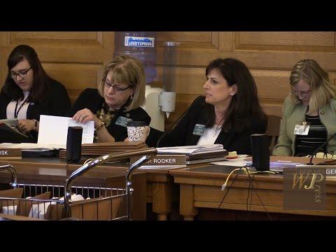 Kansas House Committee Action on HB 2410 - K-12 School Funding Part 3