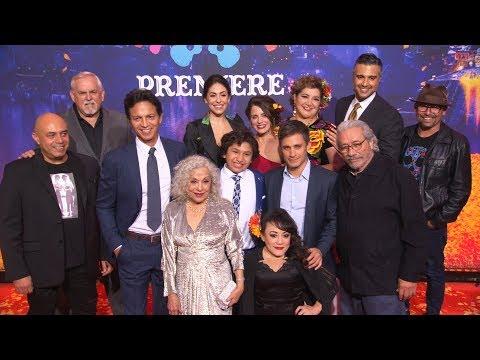 'Coco' US Premiere